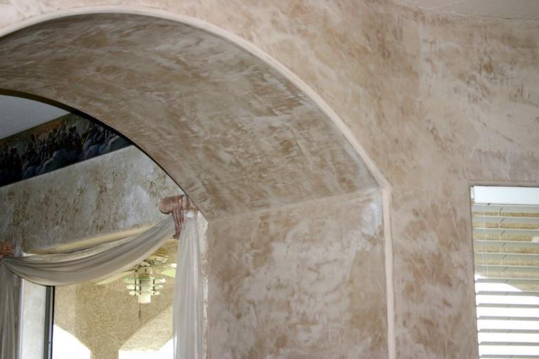 Venetian Marble Plastering